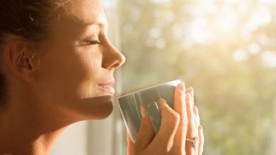 مشروبات صباحية تخفف من التهاب الحلق