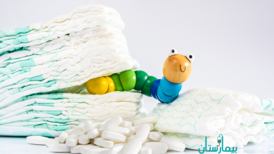 علاج الديدان عند الاطفال