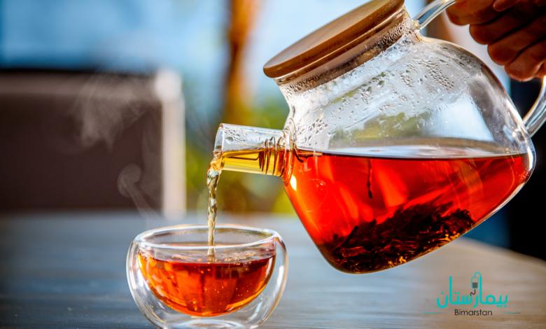 هل تعرف ما فوائد الشاي؟  وكيفية استخدامه في القضاء على الشيب!
