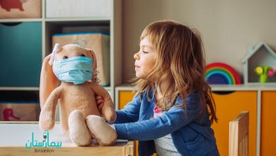 كورونا فيروس في الاطفال