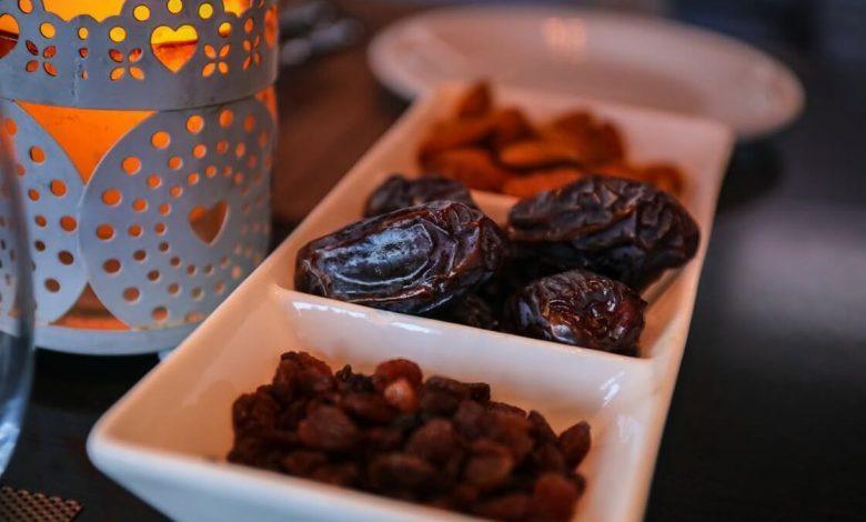 أفضل نظام غذائي صحي في رمضان